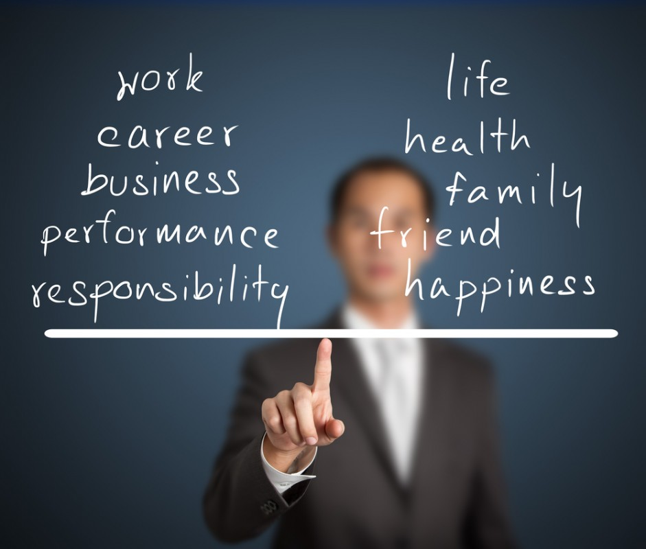 Work Life Balance Quote 4 Picture Quote #1
