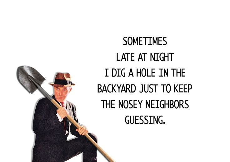 Nosey Quote 7 Picture Quote #1