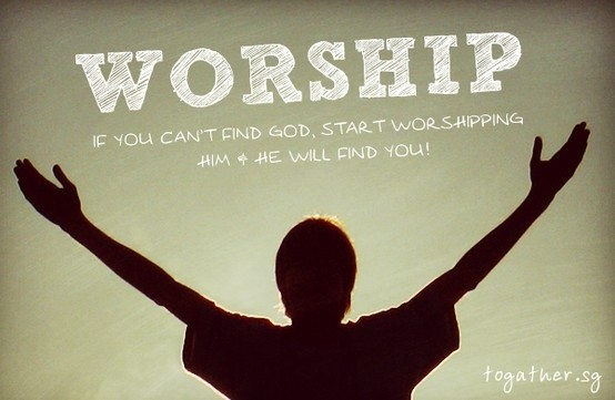 Worship Quotes Alluring Worship Quote  Quote Number 681190  Picture Quotes