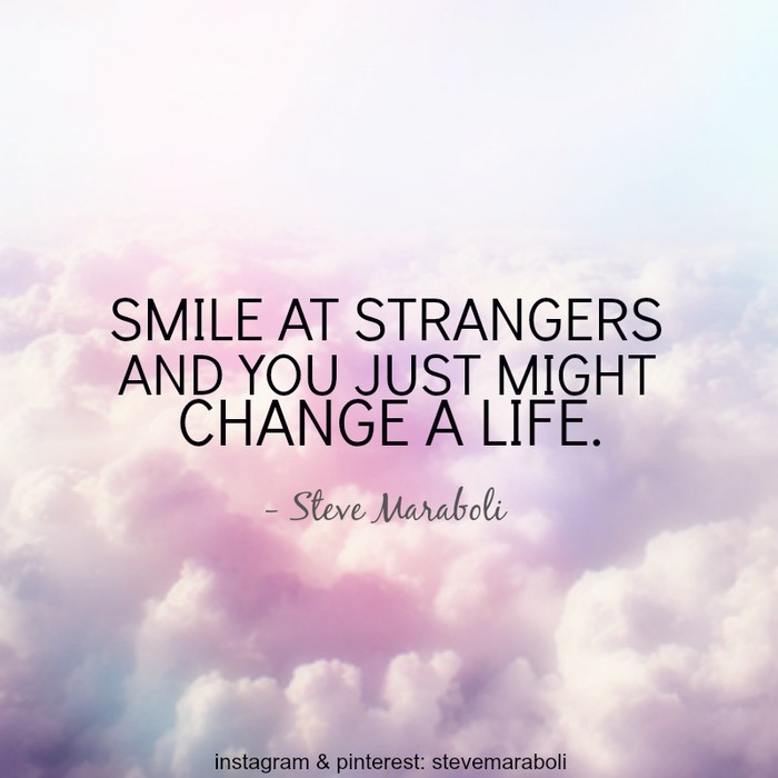 Stranger Quote 7 Picture Quote #1