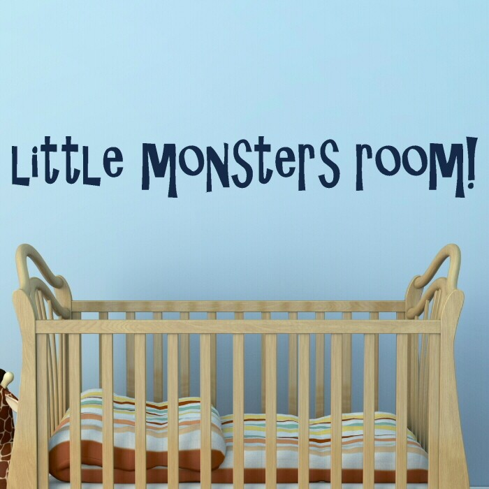 Little Monster Quote 1 Picture Quote #1