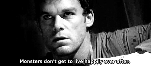 Dexter Monster Quote 1 Picture Quote #1