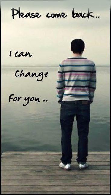 Please Come Back Love Quote 1 Picture Quote #1
