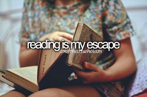 My Escape Quote 1 Picture Quote #1