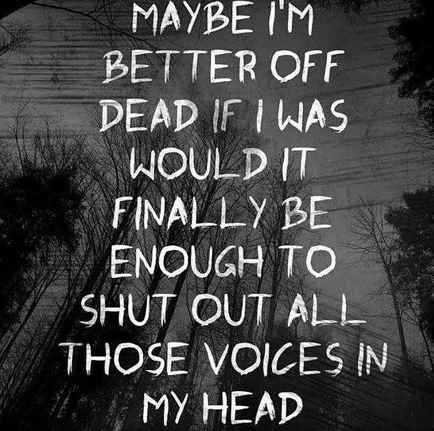 Better Off Dead Quote 1 Picture Quote #1