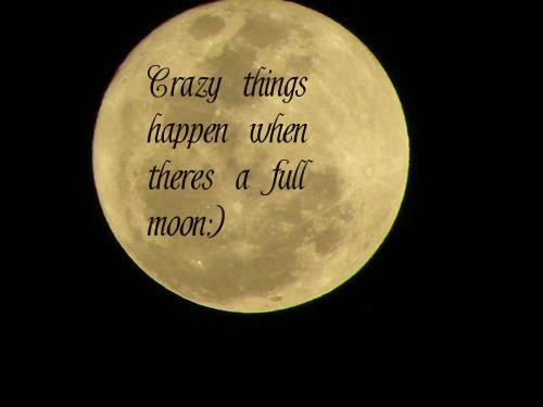 Quotes About Full Moon Impressive Full Moon Quote  Quote Number 681641  Picture Quotes