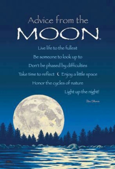 Quotes About Full Moon Endearing Full Moon Quote  Quote Number 681646  Picture Quotes
