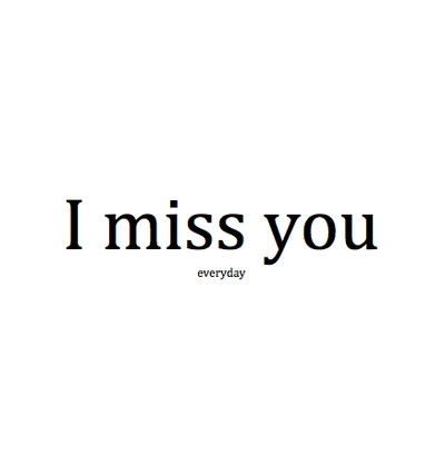 Cute Missing You Quote 2 Picture Quote #1