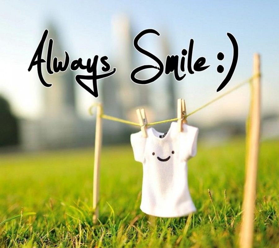 Always Smile Quote 1 Picture Quote #1