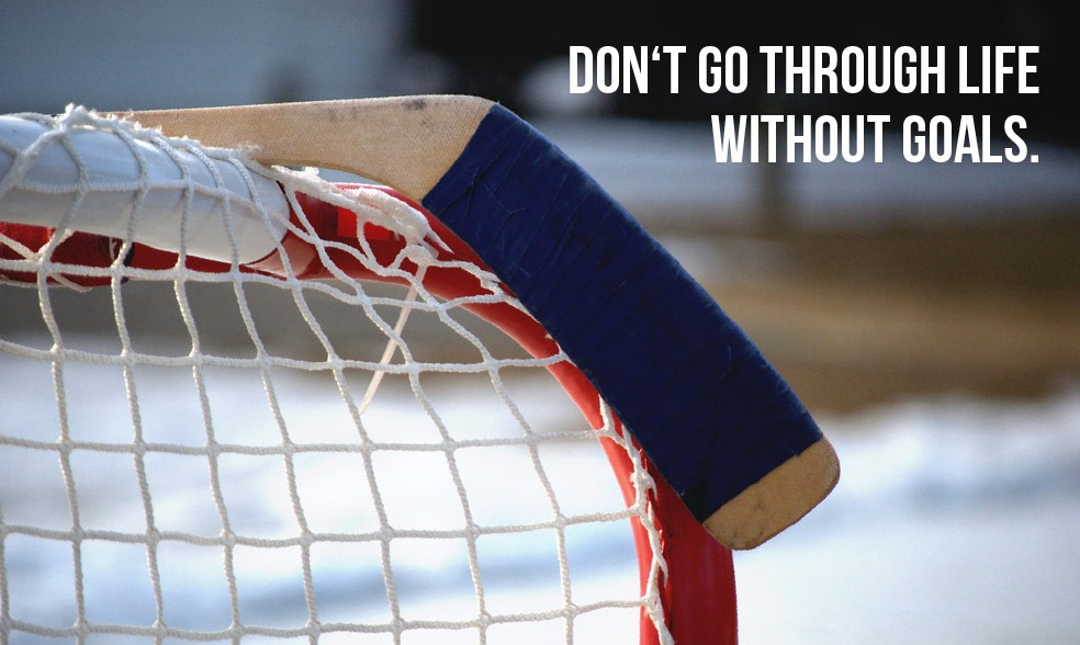 Inspirational Hockey Quote 3 Picture Quote #1