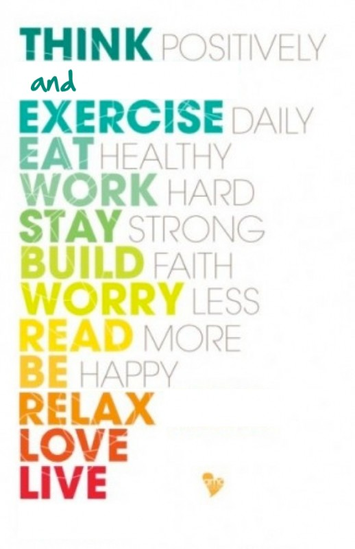 Healthy Lifestyle Quote 1 Picture Quote #1