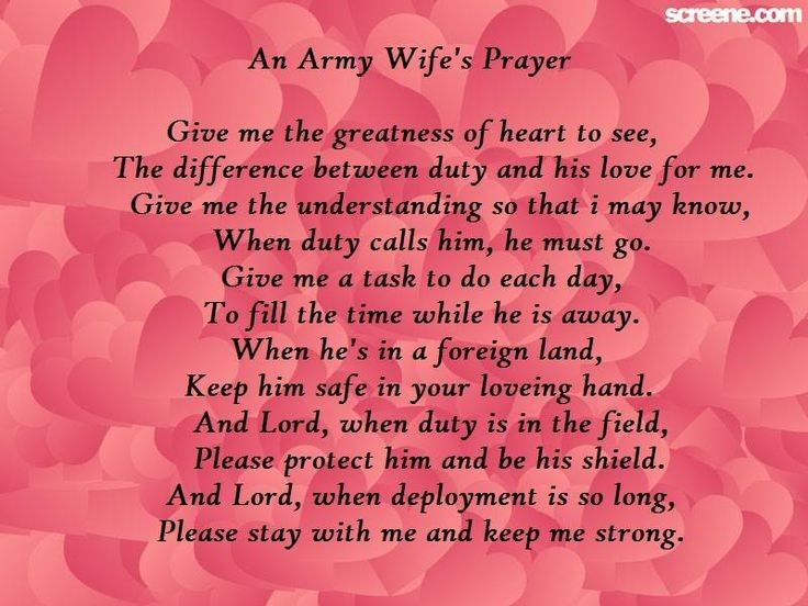 Army Wife Quote 6 Picture Quote #1