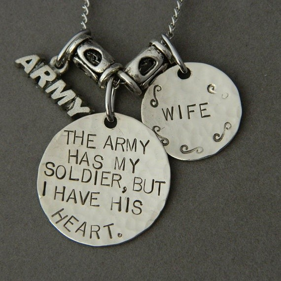Proud Army Wife Quote | Quote Number 681828 | Picture Quotes