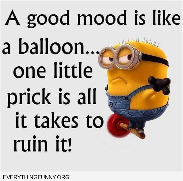Ruined Good Mood Quote | Quote Number 681833 | Picture Quotes