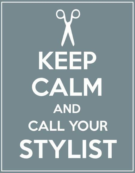 hair stylist quote quote number 682094 picture quotes