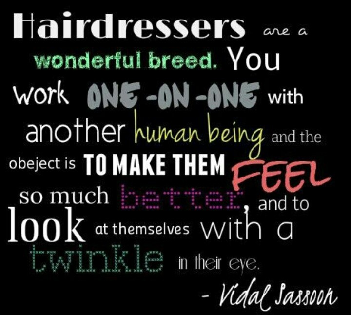 hair stylist quotes amp sayings hair stylist picture quotes
