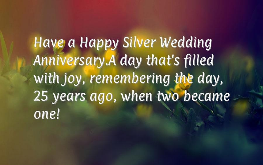 25th Wedding Anniversary Quote 5 Picture Quote #1