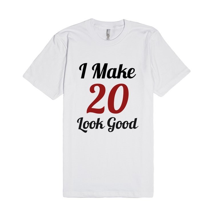 20th Birthday Quotes & Sayings