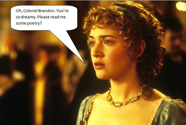 Sense And Sensibility Quote 1 Picture Quote #1