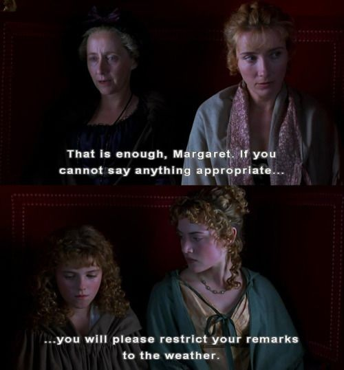 Sense And Sensibility Quote 4 Picture Quote #1