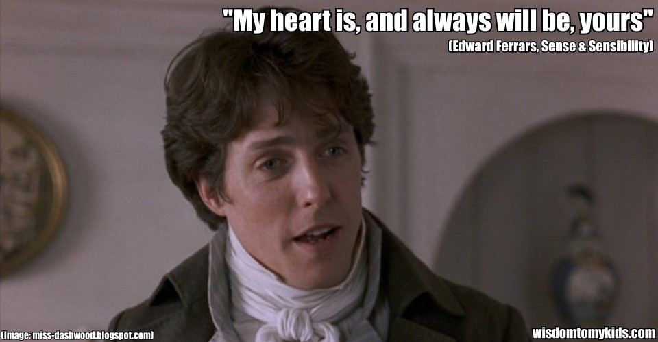 Sense And Sensibility Quote 9 Picture Quote #1