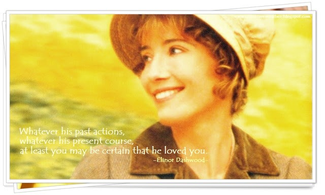 Sense And Sensibility Quote 13 Picture Quote #1