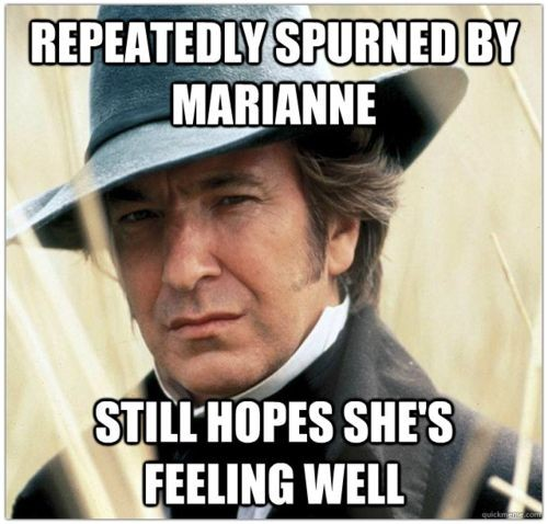 Sense And Sensibility Quote 15 Picture Quote #1