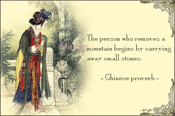 Proverb Quote 1 Picture Quote #1