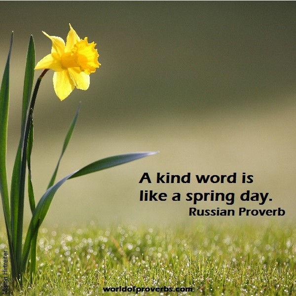Russian Proverb Quote 4 Picture Quote #1