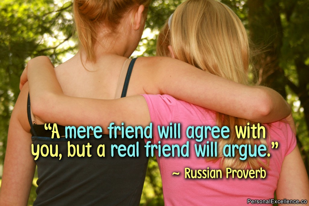 Russian Proverb Quote 5 Picture Quote #1
