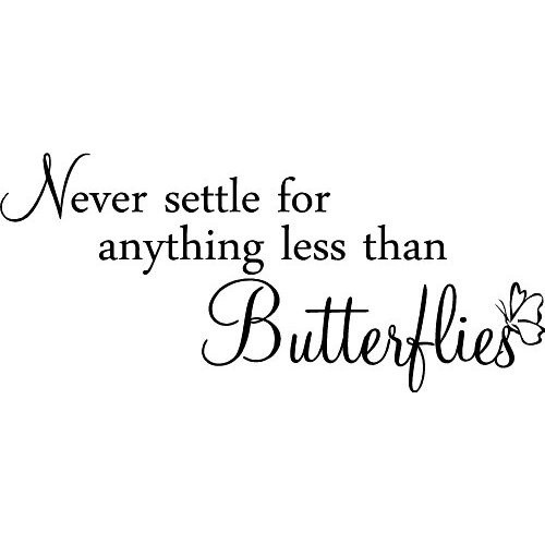 Never Settle Quote 9 Picture Quote #1