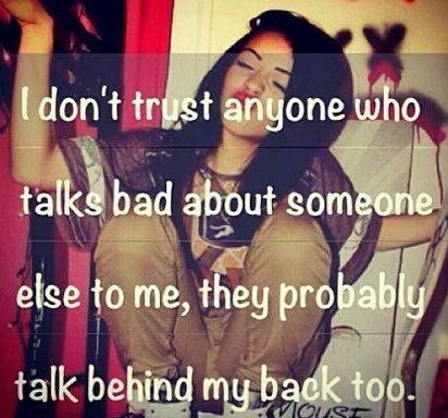 Dont Trust Anyone Quote 1 Picture Quote #1
