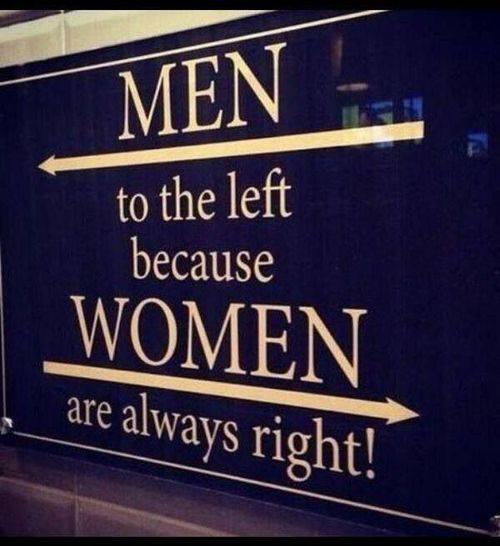 Man Vs Woman Argument Quote 1 Picture Quote #1