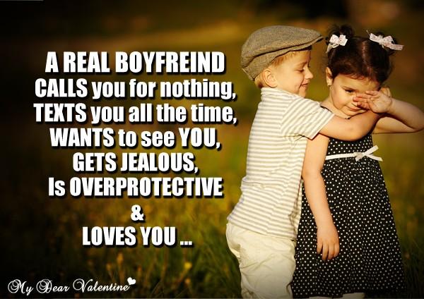Good Boyfriend Quote 1 Picture Quote #1