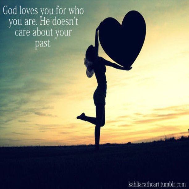 God Love Quote 4 Picture Quote #1