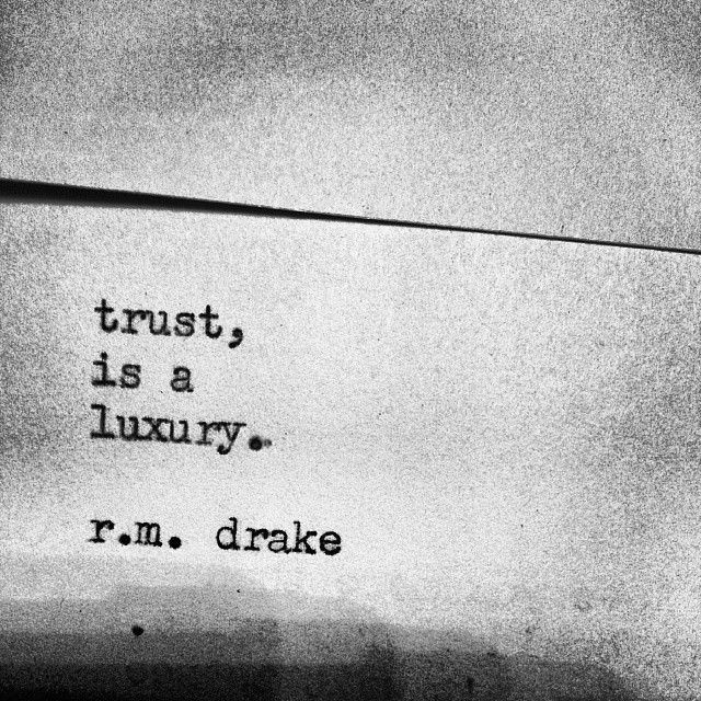 Trust Nobody Quote | Quote Number 682915 | Picture Quotes