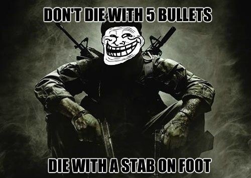 Call Of Duty Quote 3 Picture Quote #1