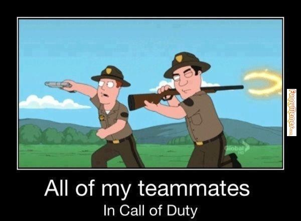 Call Of Duty Funny Quote 1 Picture Quote #1