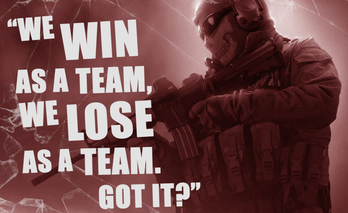 Call Of Duty Quote 7 Picture Quote #1