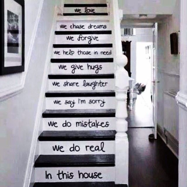 Quotes for stairs Picture Quote #1