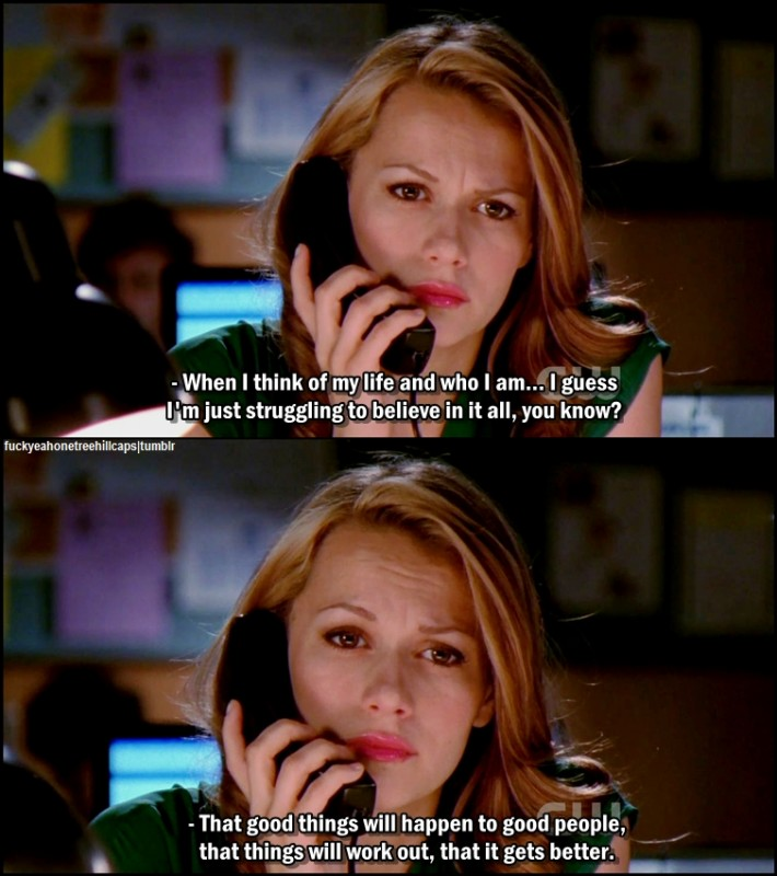 One Tree Hill Quote | Quote Number 683521 | Picture Quotes