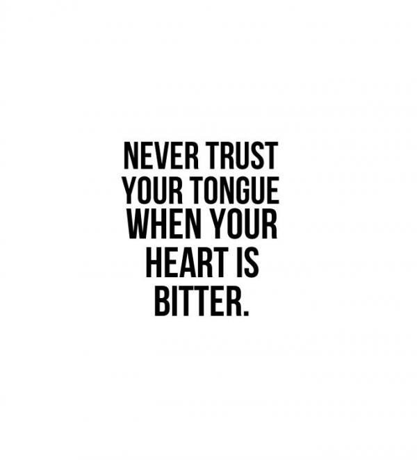 Never Trust Quote 4 Picture Quote #1