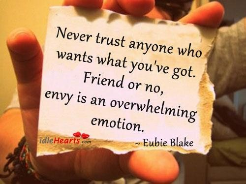 Never Trust Quote 5 Picture Quote #1