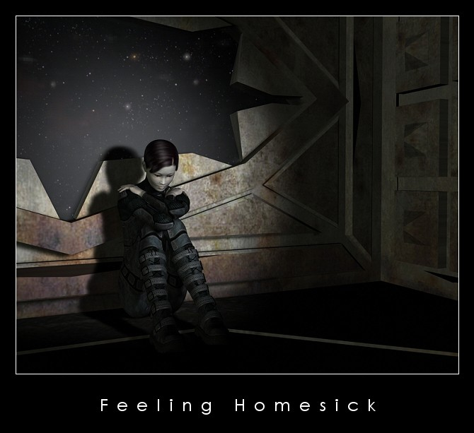 Feeling Homesick Quote 2 Picture Quote #1