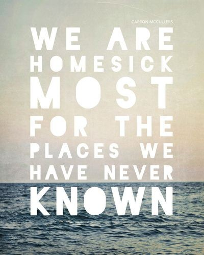 Homesick Quote 5 Picture Quote #1