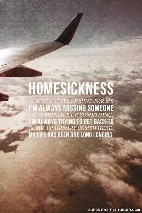 Homesick Quotes | Homesick Sayings | Homesick Picture Quotes