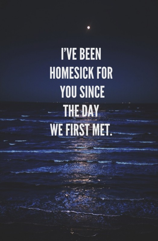 Homesick Quote 10 Picture Quote #1