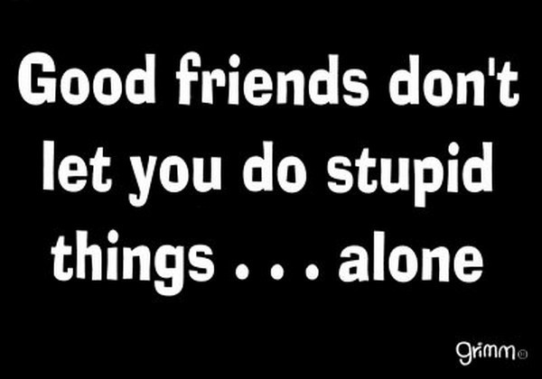 Crazy Friendship Quotes Sayings Crazy Friendship Picture Quotes