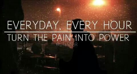 Super Heroes The Script Lyric Quote 5 Picture Quote #1
