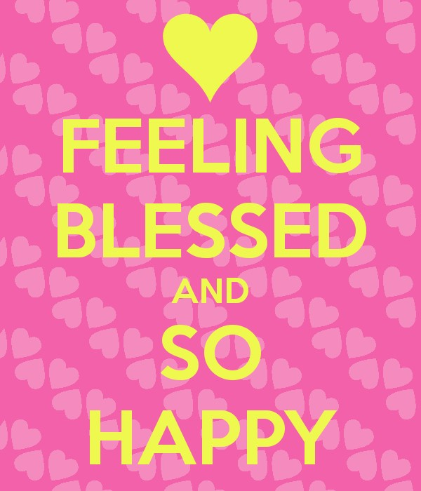 Feeling Blessed Quote 3 Picture Quote #1